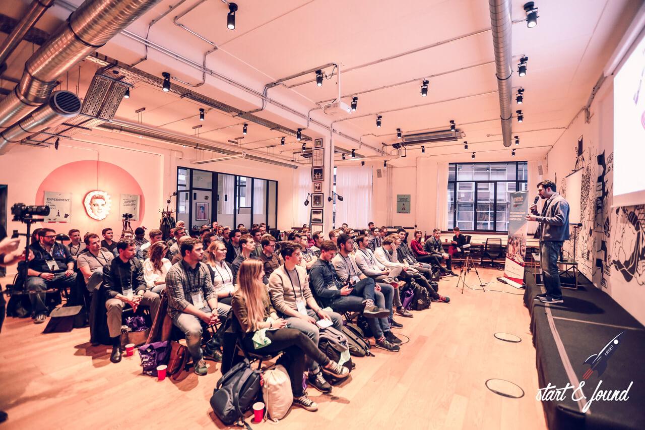 Start & Found 2017 moderated by Serhat Kaya
