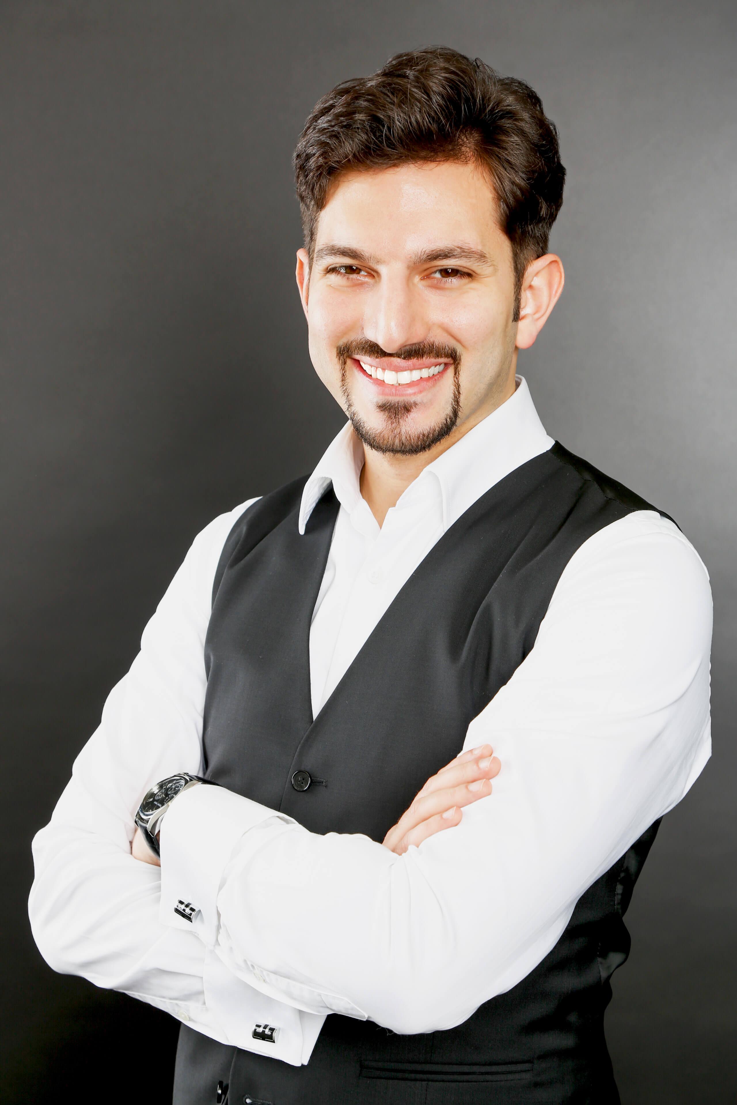 Portrait photo of Serhat Kaya